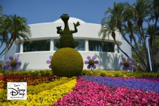 The 2017 Epcot International Flower and Garden Festival - Figment