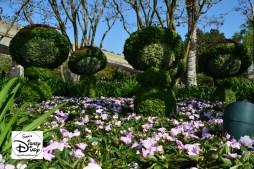 The 2017 Epcot International Flower and Garden Festival - Fantasia