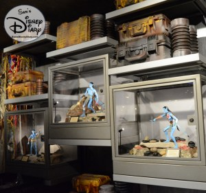You can become an Avatar, similar to the D-Tech me experience from Star Wars Weekends and available in Windtraders