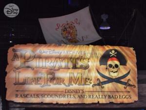 Walt Disney Archives presents A Pirates Life for Me - D23 2017
