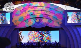 Sams Disney Diary Episode 97 - The Music of Pixar Live!