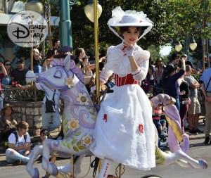 Mary Poppin's Spoonful of Rhythm Parade Unit
