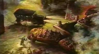 SamsDisneyDiary #101: Concept Art of the new Disney MGM Studios - The Thrill Ride