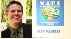 The D23 Expo Maps of the Disney Parks Panel was hosted by Jeff Kurtti