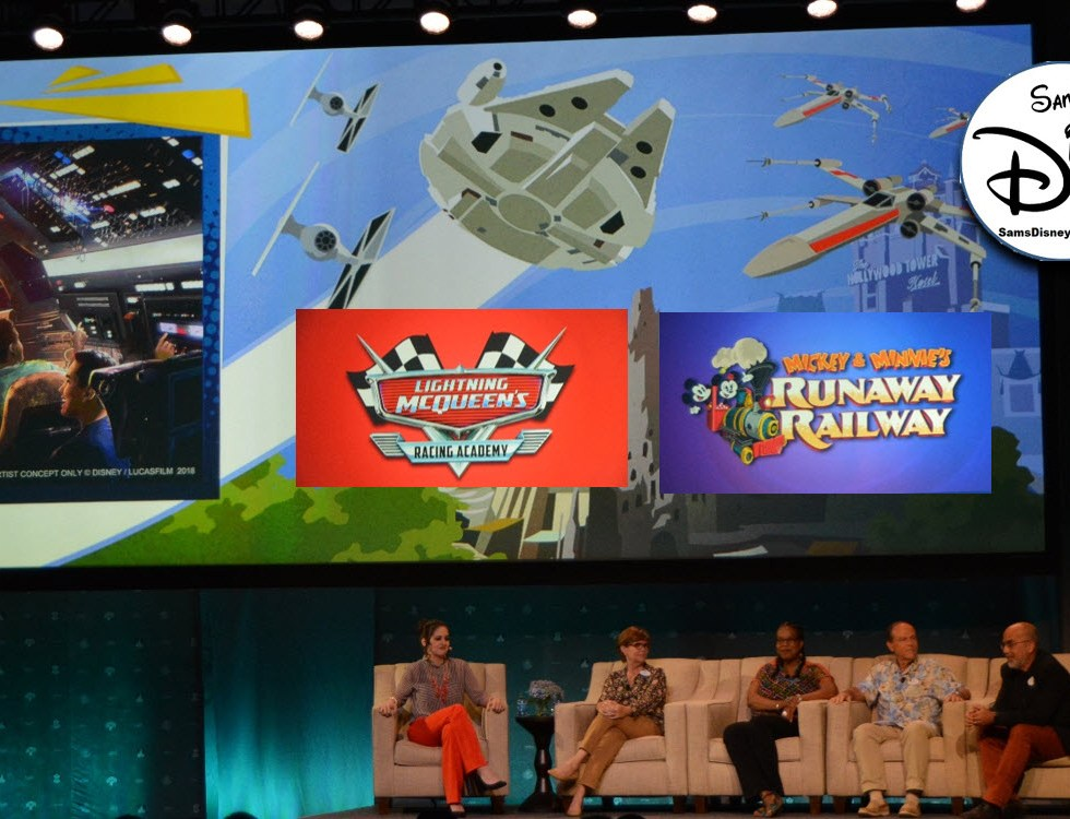 Sams Disney Diary #110: To infinity and Beyond: A look at What's Next at Disney Parks and Resorts (July 2018)