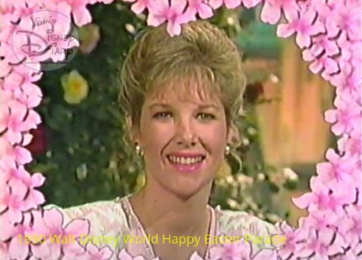 1990 Walt Disney World Happy Easter Parade - Hosted by Joan Lunden