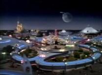 1995 Walt Disney World Easter Day Parade New Tomorrowland