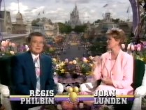 1995 Walt Disney World Easter Day Parade Hosted by Regis Philbin and Joan Lunden