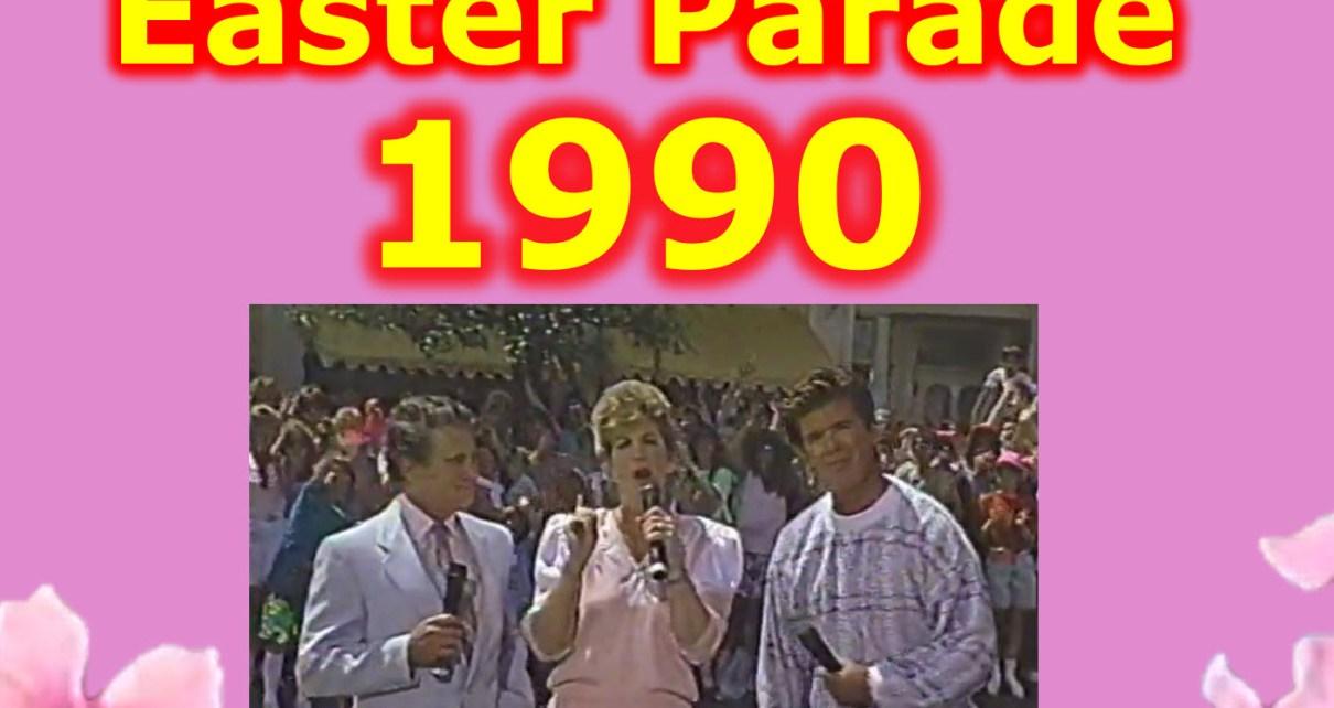 1990 Walt Disney World Happy Easter Parade