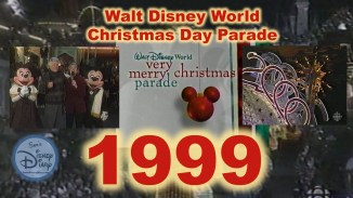 1999 Walt Disney World Christmas Day Parade
