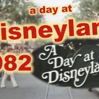 a day at Disneyland (1982)