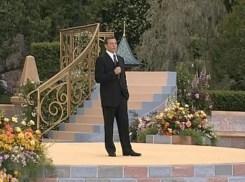 Disneyland 50th Anniversary Media Event (May 4, 2005) Bob Iger