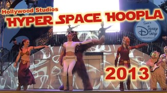 Star wars Weekends: The Last Hyper Space Hoopla