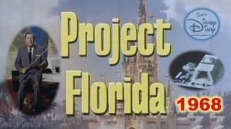Disney World – Project Florida (1968)