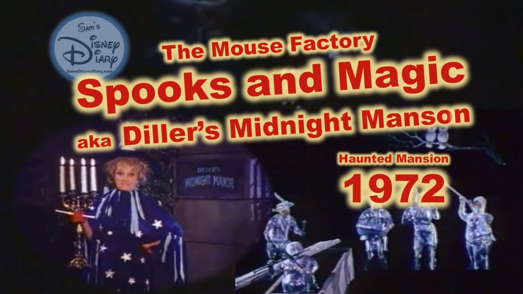 The Mouse Factory: Spooks and Magic aka Diller's Midnight Mansion (1972)