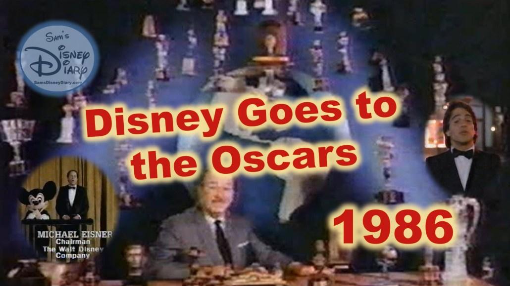 Disney Goes to the Oscars (1986)