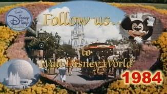 Follow Us to Walt Disney World (1984)