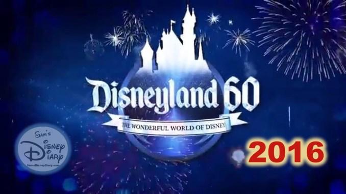 e Wonderful World of Disney: Disneyland 60 (2016)