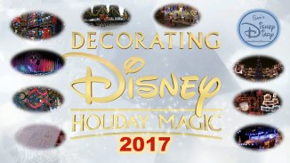 Decorating Disney, Holiday Magic (2017)