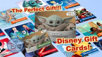 Disney Gift Cards The Perfect Gift and now over 60 designs