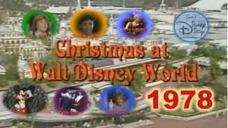 Christmas at Walt Disney World (1978)