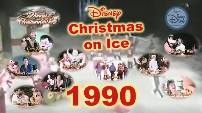 Disney Christmas on Ice (1990)
