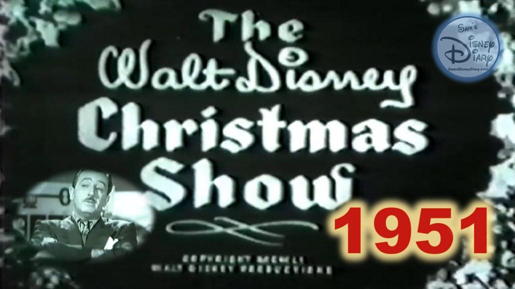 The Walt Disney Christmas Show (1951) Peter Pan Promotion