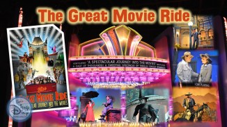 Sams Disney Diary The Great Movie Ride Feature