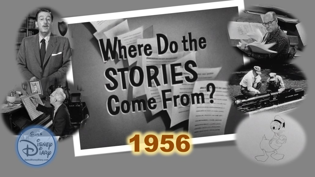 Where Stories Come From, The Magical World of Disney (1956)