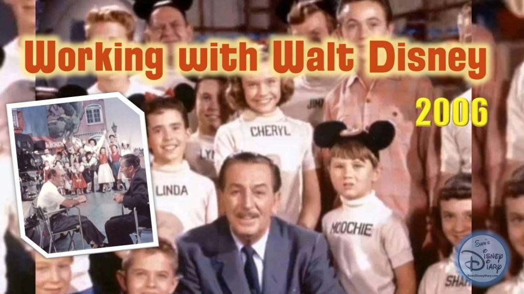 Working with Walt Disney (2006)