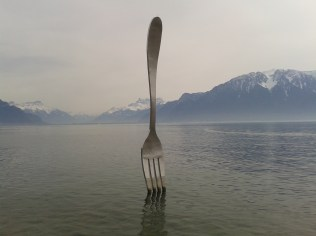 The famous fork!