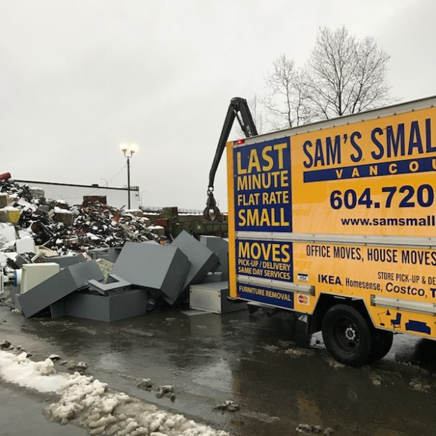 Junk Removal Vancouver – Got Junk? Get Rid Of It Fast We Pick Up, Donate, Recycle We Do Pick Ups Then Donate Or Recycle Your Junk