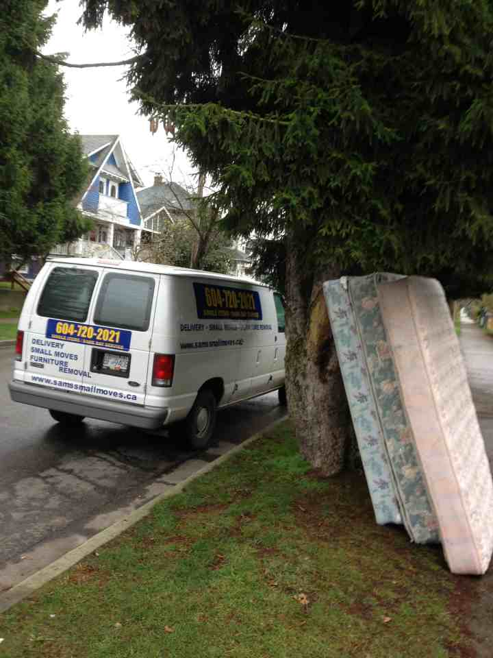 Old Mattress Removal | Junk Removal | Vancouver BC