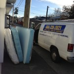 Our friendly junk removal team in East Vancouver can remove anything from anywhere!