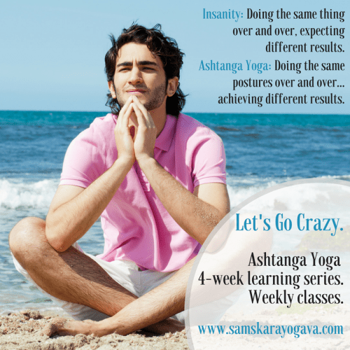 Ashtanga yoga sterling va