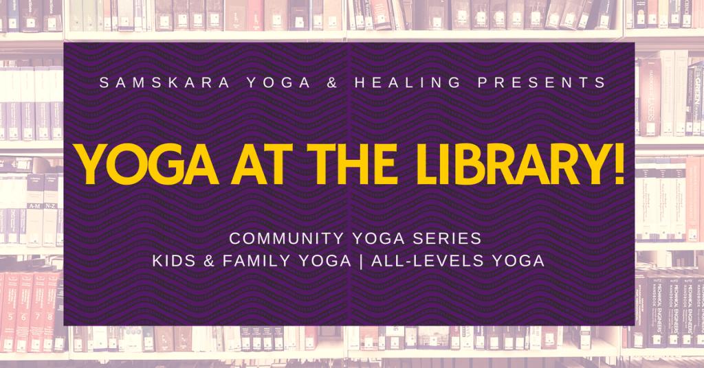 yoga at the library loudoun county