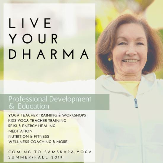 Samskara Yoga teacher training, reiki training, workshops, classes, ashburn, sterling, dulles