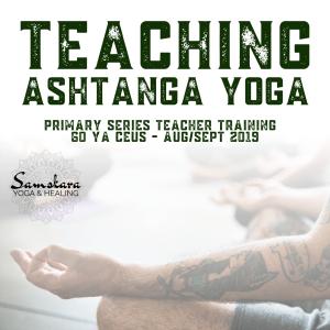Ashtanga yoga teacher training CEU loudoun ashburn sterling dulles