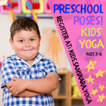 Preschool Yoga sterling ashburn dulles herndon chantilly