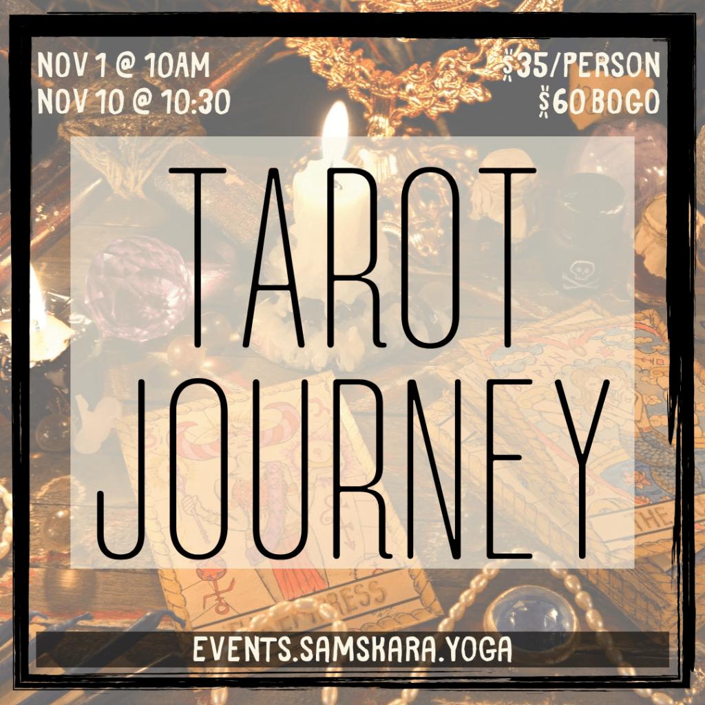 tarot journey workshop dulles ashburn chantilly sterling herndon leesburg