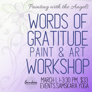 words of gratitude paint art workshop sterling dulles ashburn chantilly leesburg