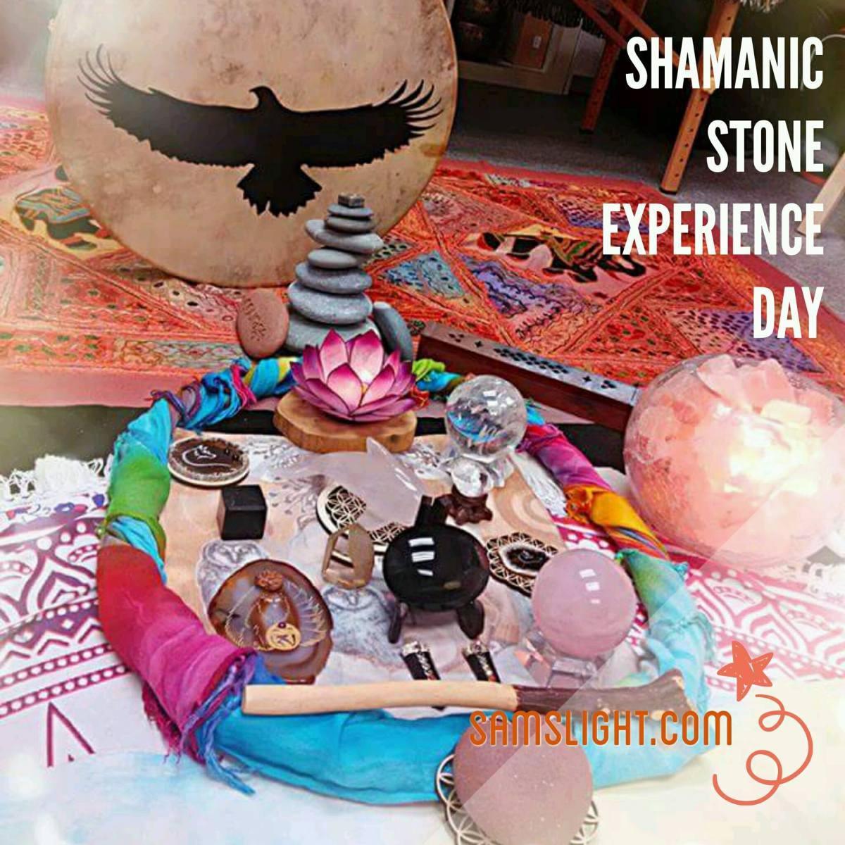 Shamanic 薩滿石頭占卜 及 石頭治療體驗日