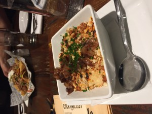 Urban Tap Beer Cheese Risotto