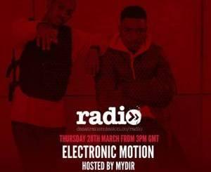 De Cave & TonicVolts – MyDir Electronic Motion Mix-samsonghiphop