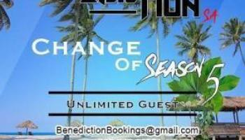 DOWNLOAD MP3 Benediction SA – Change Of Season 5 (Unlimited Guest