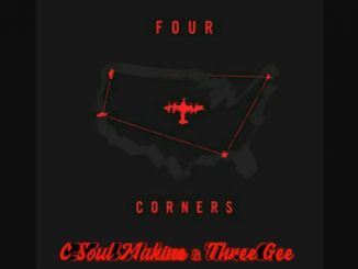 C-Soul Makine & Three Gee – Four Corners (Soulfied Therapy Mix) (Audio)