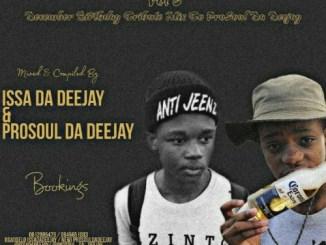 IssaDaDeejay – AmapianoSession Vol 8 [Tribute To ProSoul Da Deejay]