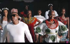 Otile Brown – The Way You Are [Video]