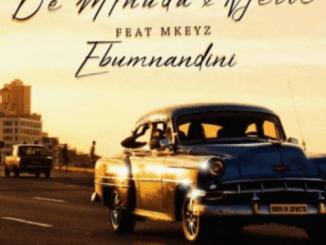 De Mthuda & Njelic – Ebumnandini Ft. Mkeyz [Audio]