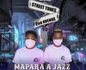 Mapara A Jazz – Lock Down Mix